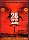 28 Days Later Zombie Horror DVD