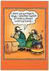 3002 Kids Instructions Funny Halloween Greeting Card with 5 x 7 Envelope