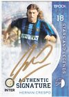 2016-17 Epoch FC Internazionale Milano Stars and Legends Soccer Cards 28