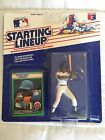 1989 Kenner Starting Lineup SLU Baseball, Darryl Strawberry, New York Mets, MLB