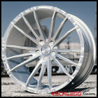20 CONCEPT ONE CSM01 WHEELS SILVER CONCAVE RIMS Fits INFINITI G35 SEDAN