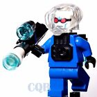 NEW LEGO Super Hero Mr Freeze from set 7884 The Escape of Mr Freeze
