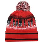 Atlanta Falcons Winter Pom Hat / Beanie New FREE SHIPPING Super Bowl Bound !!!