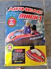 Airhead Mach 1 Cockpit Inflatable Water Tube One Rider Boat Tow Towable AHM1 1