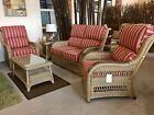 Ex Display Maldives Conservatory Furniture 5 Piece Suite