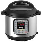 Instant Pot 7-in-1 Programmable Pressure Cooker, Rice Cooker 6 QT. (5.6 liter)