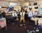 Adam Devine Blake Anderson Anders Holm Signed 'Workaholics' 11x14 Photo PSA 7827