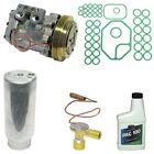 A C Compressor  Component Kit Compressor Replacement Kit fits 95 97 Geo Tracker