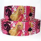 Grosgrain Ribbon 78 1.5 Barbie Princess B7 Printed Combine Ship Us Seller