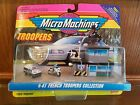 MICRO MACHINES TROOPERS 41 FRENCH TROOPERS 1993 GALOOB 75030 NIP sealed