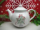Corelle Coordinates Christmas CALLAWAY HOLIDAY 1 QT  Teapot  Hot Beverage Server
