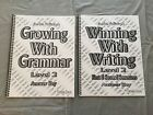 Growing With Grammar Winning With Writing Level 2 2nd Grade Jackris Publishing