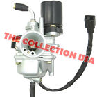 CARBURETOR CARB WITH ELECTRIC CHOKE FOR GY6 2 STROKE 50CC MOPED SCOOTER 1PE40QMB