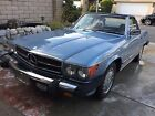 1988 Mercedes-Benz 500-Series 560 SL for $12500 dollars