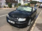 LARGER PHOTOS: saab convertible 1.8 auto business pack 2006 06 plate