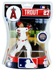 Mike Trout Los Angeles Angels 6' Action Figure Imports Dragon MLB 2017 !! NEW