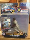 2001 HASBRO STARTING LINE UP 2 EXTENDED EDITION FRANK THOMAS