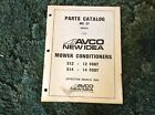 986664 - A New Parts Manual For A New Idea 512, 514 Mower Conditioners