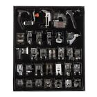 32pcs Domestic Sewing Machine Presser Foot Feet Kit Set With Box For Brother Sin