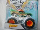 2014 MONSTER JAM HOLIDAY DRAGON SNOW TREAD HOT WHEELS TRUCK CAR
