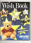 Sears wish book holiday catalog 1997