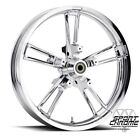 Reinforcer 21x35 Chrome Enforcer Style Wheel by Sport Chrome Lifetime Warranty