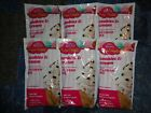 Lot of 6 Rival Frozen Delights Ice Cream Mix 3 Creamy Vanilla 3 Cookies