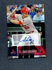 2016 Topps National Baseball Card Day Autograph Stephen Piscotty 157 160 HT 5945