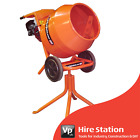 Genuine Belle Minimix 150 Petrol GX120 Cement Concrete Mixer inc. Stand