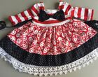 Counting Daisies 12 mo lace Striped Paisley Color Contrast Adorable comfy Dress