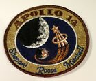 VINTAGE RARE APOLLO 14 LION BROTHERS MISSION PATCH 4 INCHES NASA