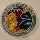 VINTAGE RARE APOLLO 17 XVII LION BROTHERS MISSION PATCH 4 INCHES NASA