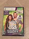 Xbox 360 The Biggest Loser Ultimate Workout KINECT