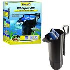 Aquarium Tank Filter Water Fish Turtle Aquatic Pet Breeding Quiet 40 Gallon
