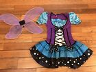 Girls Butterfly Halloween Costume Size 8 10