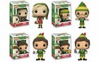 Elf Funko Pop Set Of 4 Figures With Buddy Chase Included! Pre-Sale!