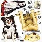 Wall Deco Sticker DOGS 90 PS58069 M