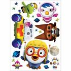 Wall Deco Sticker PORORO FLYING WITH FRIENDS83PPS58505M
