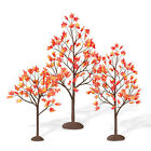 Department 56, Dept 56 Village Accessories - Village Autumn Maple Trees, 810845