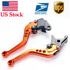 Short Brake Clutch Levers For KTM 690 Duke/SMC/SMCR/Enduro R 2014-2015-2016-2017