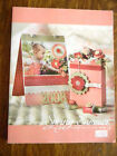 Stampin Up SPRING SUMMER Collection 2008 IDEA BOOK Catalog FREE SHIPPING