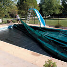 18x36 Cover Mate Floats Under Mesh Swimming Pool Safety Cover Blocks Sunlight