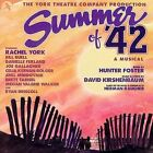 FREE US SHIP. on ANY 2+ CDs! ~Used,Good CD : Summer of '42 Off-Broadway Cast Alb