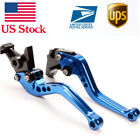 Short Brake Clutch Levers For Yamaha YZF600R Thundercat/TRX 850 1996-2000
