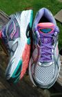 Saucony Guide 7 Running Cross Training Athletic Shoes Womens Sz 9