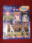 Derek Jeter 1999 Starting Lineup Figure Classic Doubles Minors to Majors Sealed