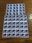 Lot Of 5 Books USPS Postage Forever Stamps - $49 Value