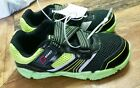 Toddler boys shoes S Sport designed by sketchers new size 12 green kids tennis