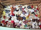 Box Lot Full of Sewing Buttons Mixed Lot Some unique Many Colors