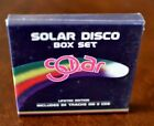 Solar Disco Box Set [Limited] by Lakeside, Shalamar (3CD, 2004, Sanctuary) NEW
